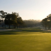 A view from a green at Mark Bostick Golf Course from The University of Florida
