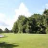 View of a tee box at Pebble Creek Golf Club