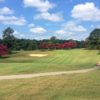 A sunny day view from Raleigh Golf Association