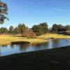 A view over the water from Raleigh Golf Association