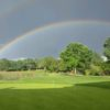 Double rainbow over Granite Bay Golf Club