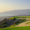 A view of a hole protected by bunkers at Taghazout Bay Resort