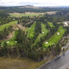 Bootleg Gap Golf - Aerial view of the back nine