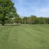 A view from a fairway at Sallandsche De Hoek Golf Club
