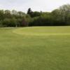 A view of a hole at Sallandsche De Hoek Golf Club