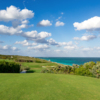 A view from a tee at Abaco Club on Winding Bay