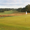 A view of a hole at Championship Course from Aldeburgh Golf Club
