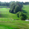 A view from a tee at Burton on Trent Golf Club