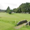 View of a green at Falkland Golf Club