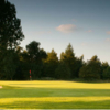 A view of hole #12 at Great Barr Golf Club