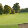 A view of the 3rd green at Great Barr Golf Club