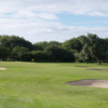 A view of hole #13 at Heswall Golf Club