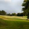 A view of a fairway at Kilmacolm Golf Club