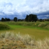 A view of hole #4 at Medal Course from Monifieth Golf Links