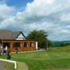 View of the clubhouse at Selkirk Golf Club
