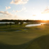 A view of hole #13 at Red Tiger Course from Trump National Doral Miami