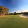 A view from fairway #13 at Championship Course from Royal Sydney Golf Club