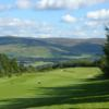View of the 14th fairway at The Moffat Golf Club