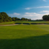 A sunny day view from Westhampton Country Club