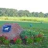 A view of a tee at Blue Fox Run Golf Club