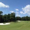 View of the 12th from the Woodlands Course at Chateau Elan Golf Club