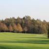 A fall day view from Spaarnwoude Golf Club