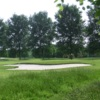 A view of hole #7 at Aak from Zeewolde Golf Club