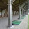 A view of the driving range at Zeewolde Golf Club
