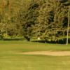 A view of a green at Paico Alto Golf Club