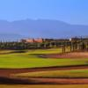 A view of a fairway at Palm Golf Marrakech Ourika