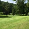 View of a green at Chiltern Forest Golf Club