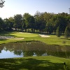 A view from tee #5 at Moselem Springs Golf Club