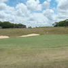 A view of hole #9 at Chacras Del Parana Country Club