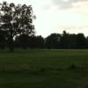 A view of the 8th green at White from Gilbertsville Golf Club
