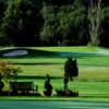 A view of a hole at Manada Golf Club
