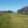 A view from a tee at Lawrence Park Golf Club