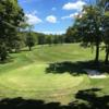 A view of a hole at Wemberly Hills Golf Course