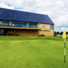 View of the clubhouse at Fairfield Golf & Sailing Club