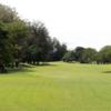 A view of the 3rd tee at Pantai Mentiri Golf Club