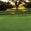 A view of green at Pilar Golf