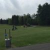 A view of tee #10 at St. Lawrence University Golf & Country Club