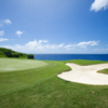 A view of the 6th hole at East Course from LaoLao Bay Golf & Resort