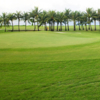 A view of green #8 at East Course from LaoLao Bay Golf & Resort
