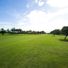A view of the 1st fairway at West Course from LaoLao Bay Golf & Resort