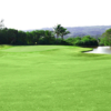 A view of hole #1 at Orchid Course from Leopalace Resort Country Club