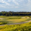17th green at Farmstead Golf Links
