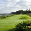 View from Crowbush Cove's 6th hole