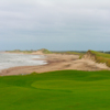 View from the no. 16 at The Links at Crowbush Cove