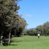 A view of a fairway at Tangier Royal Golf Club