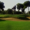 A view from Glyfada Golf Club of Athens